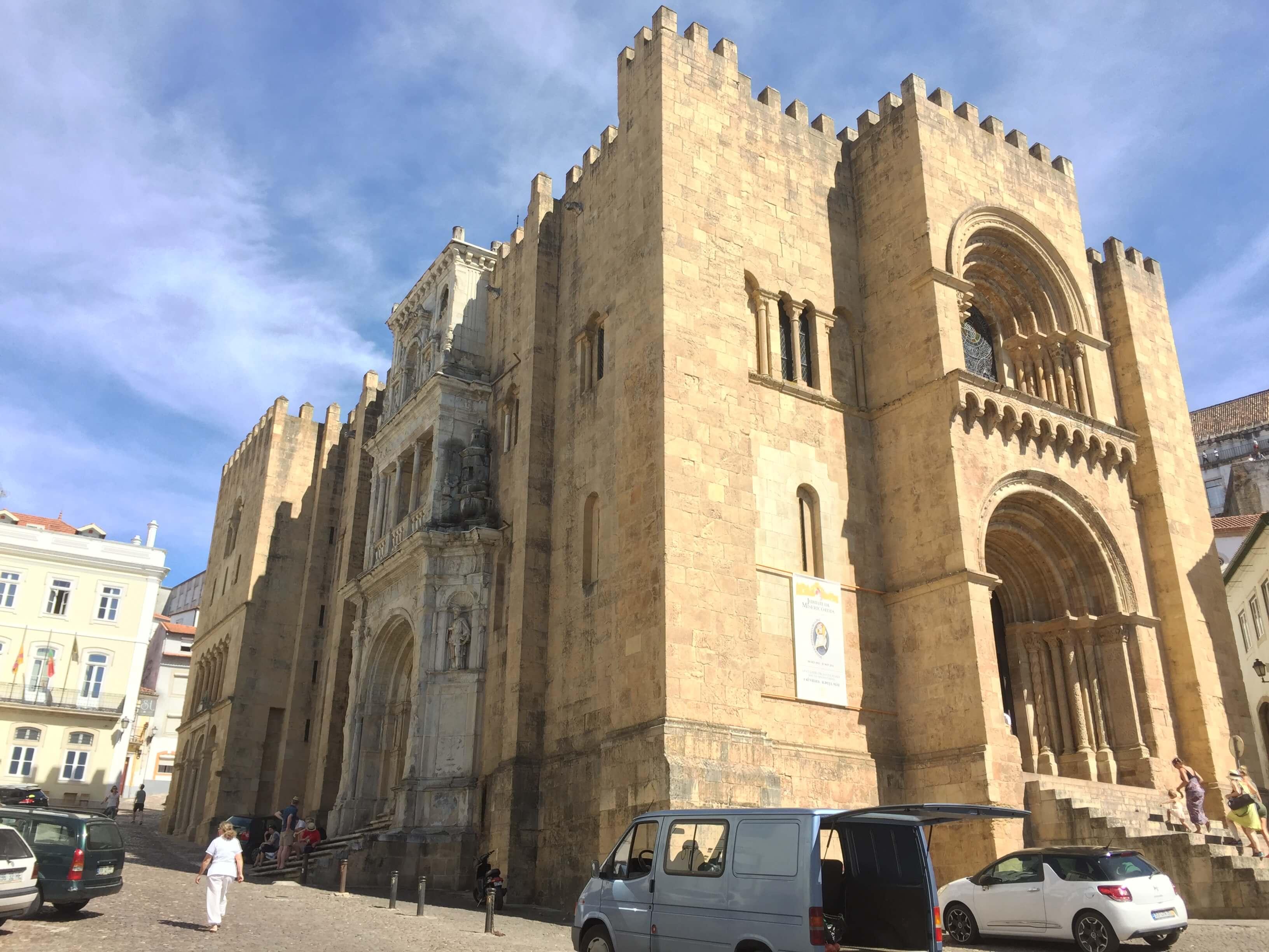 Rondreizen Portugal Coimbra Sé Velha