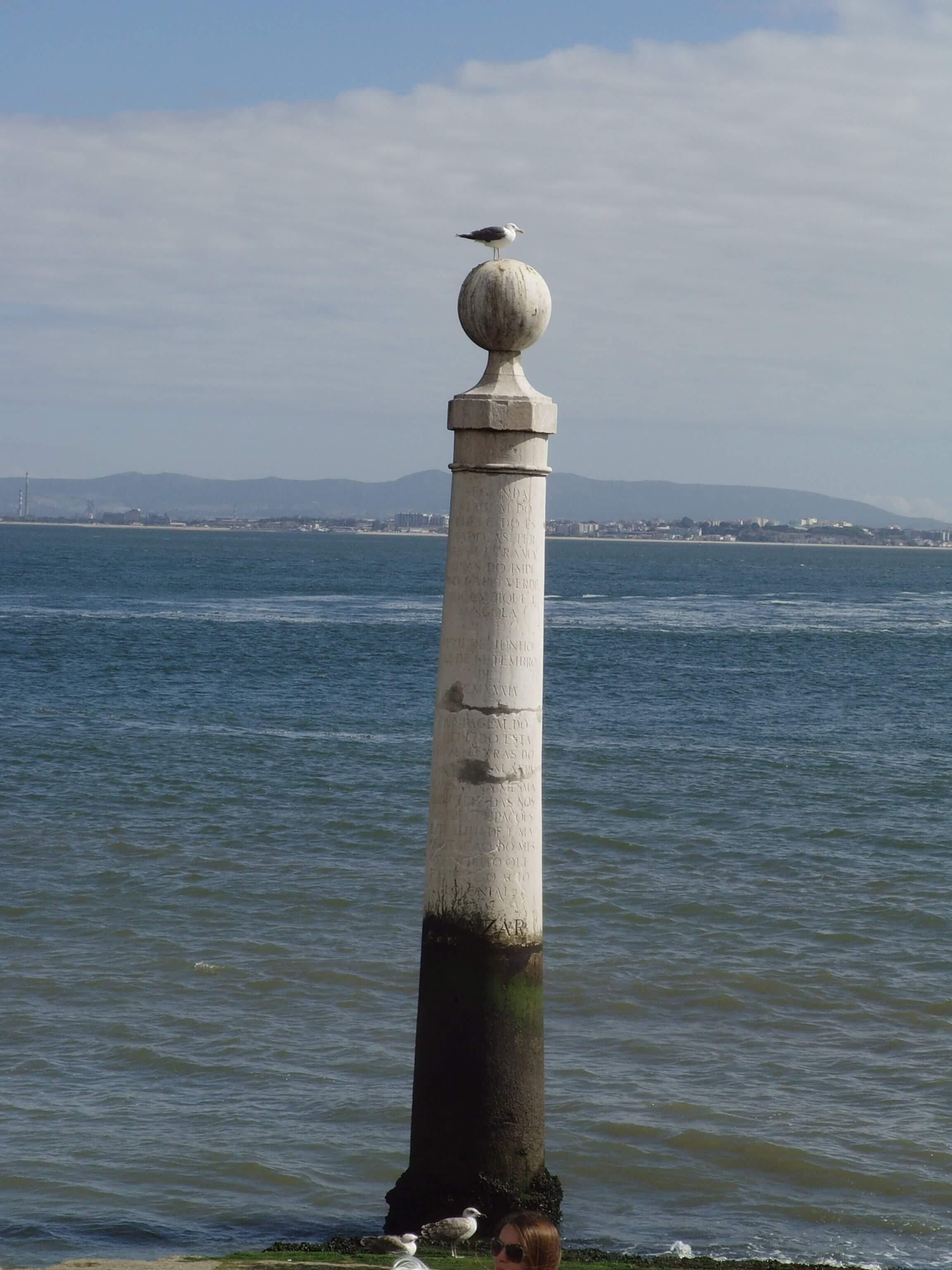 Rondreizen Portugal Lissabon Taag meeuw