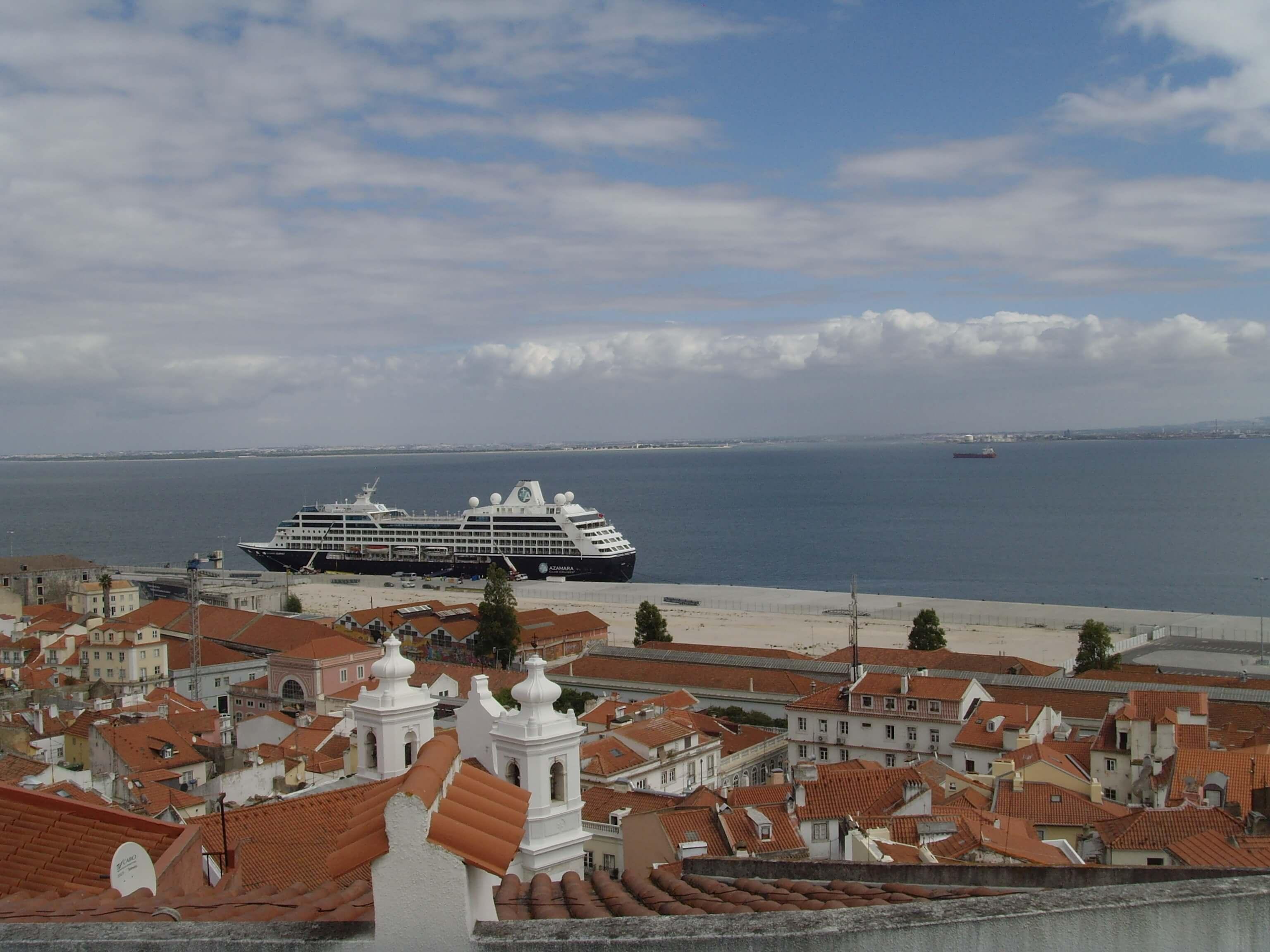 Rondreizen Portugal Lissabon Taag