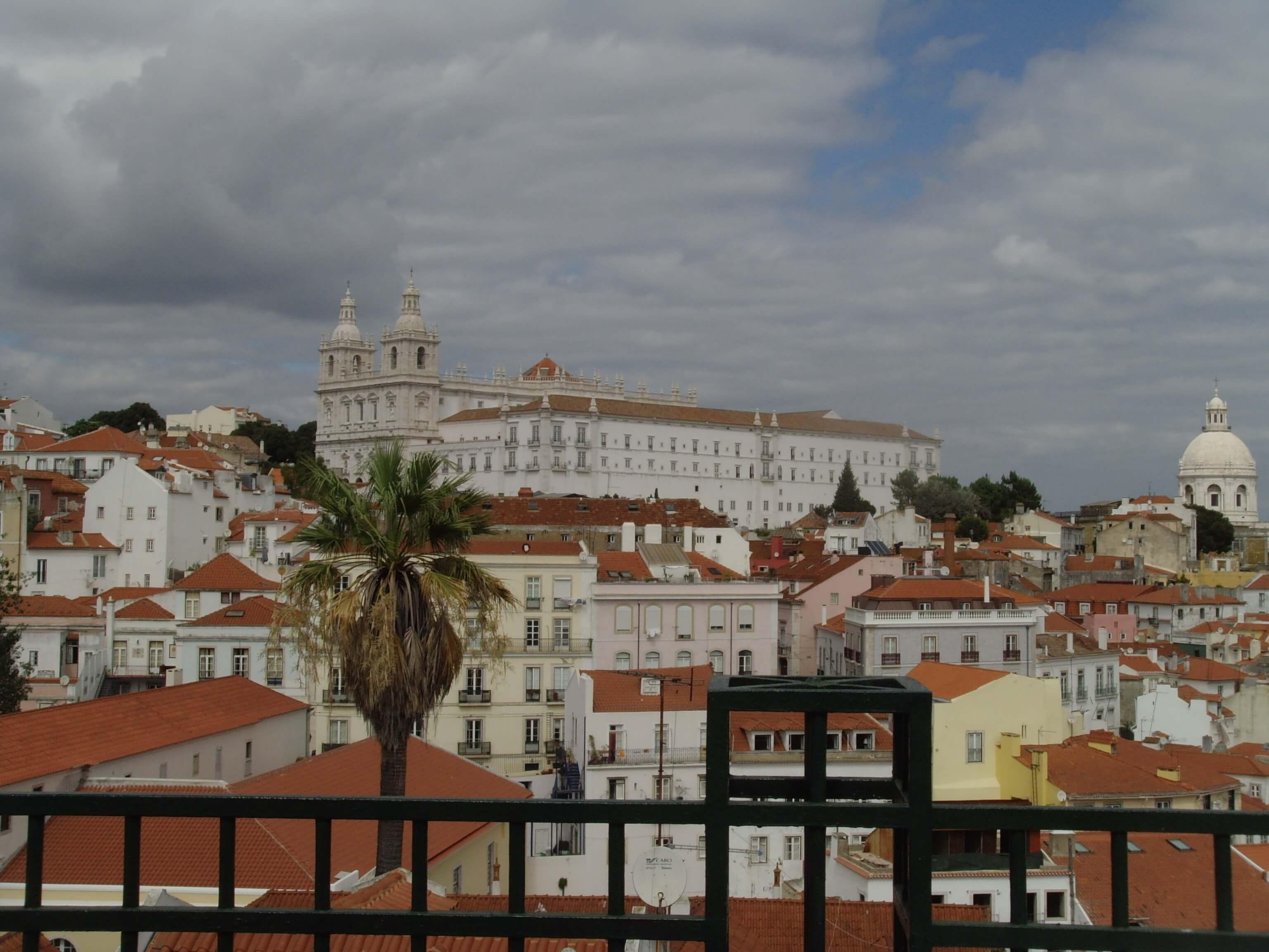 Rondreizen Portugal Lissabon klooster 2