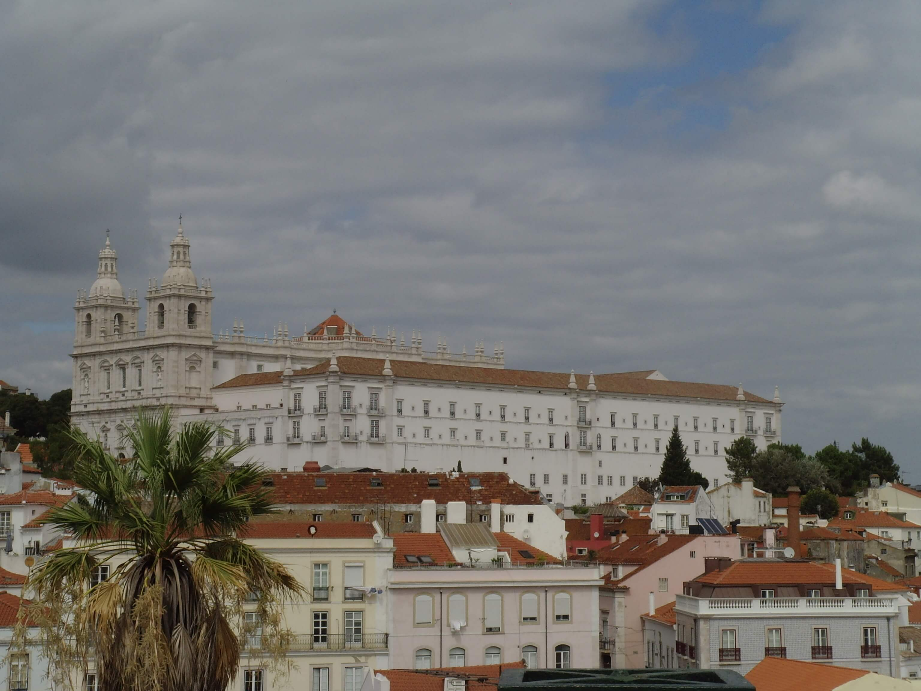 Rondreizen Portugal Lissabon klooster