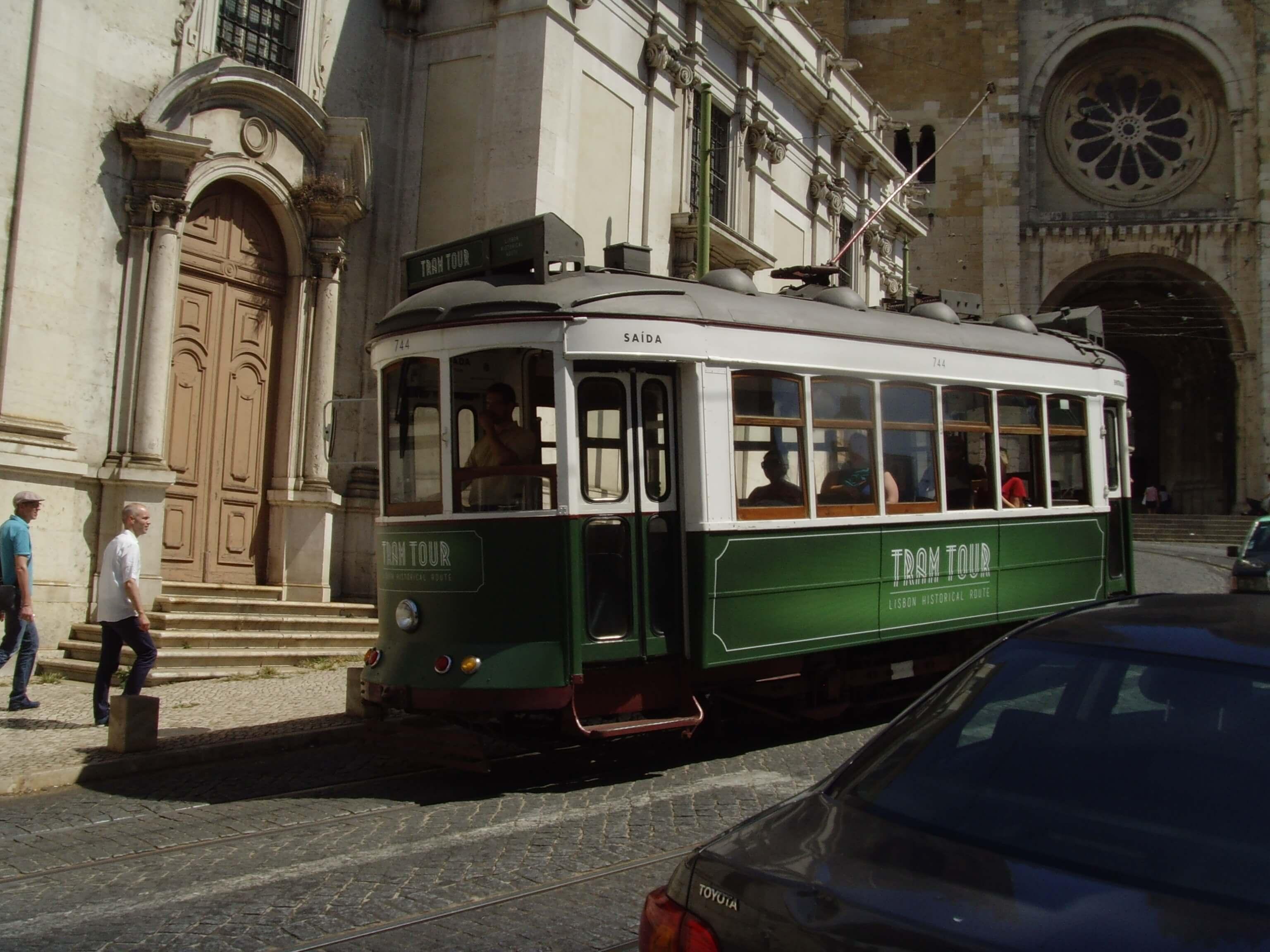 Rondreizen Portugal stadstour Lissabon