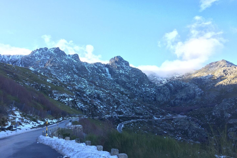 Serra da Estrela winter