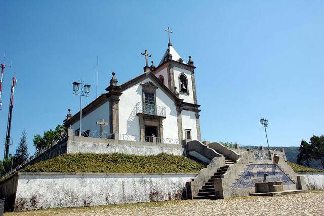 Capela op top Mont d\'Alto