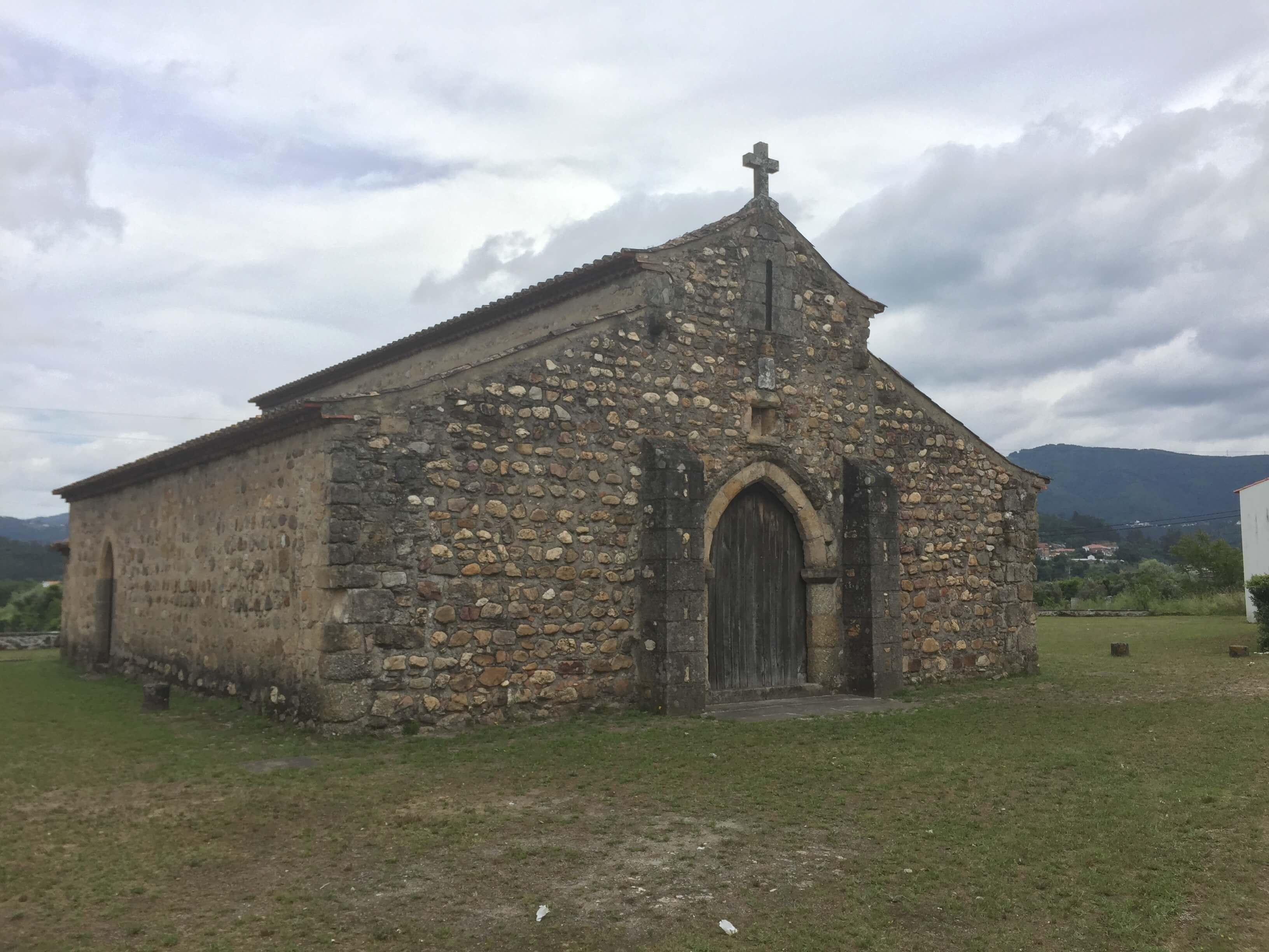 Casa Traca St Pedro kerk oudste kerk Arganil