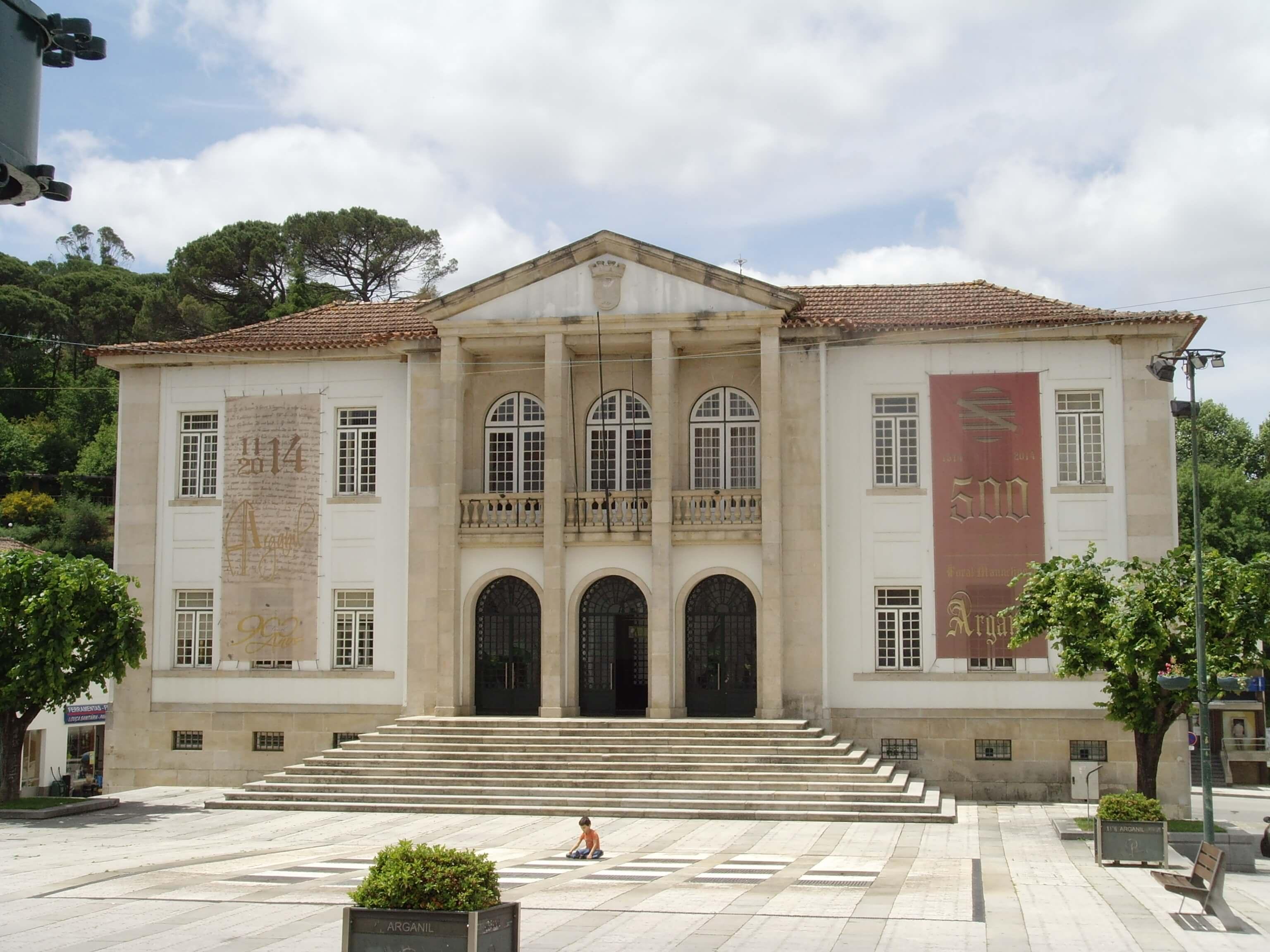 Casa Traca camara Arganil