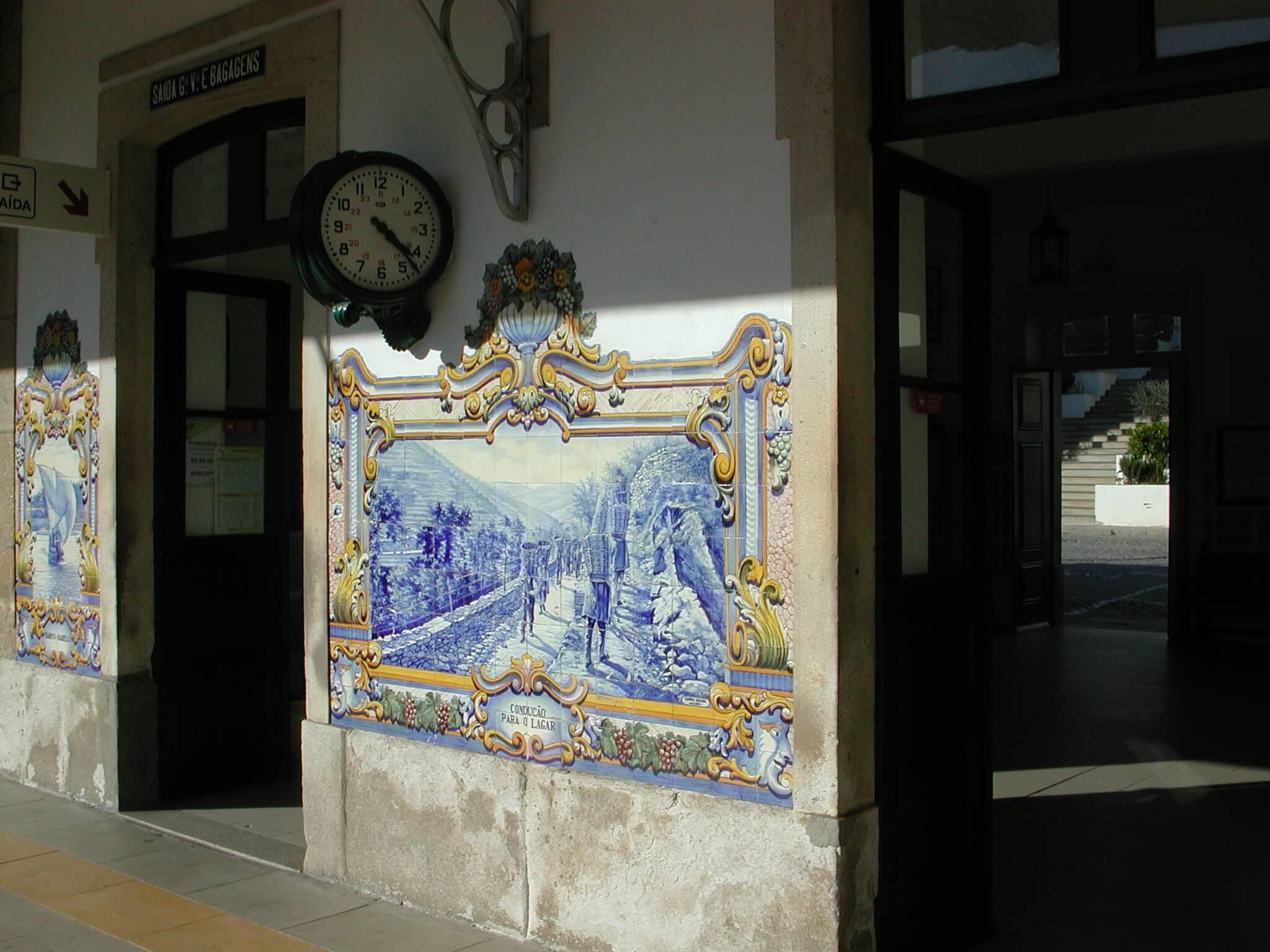 Pinhão Station 1