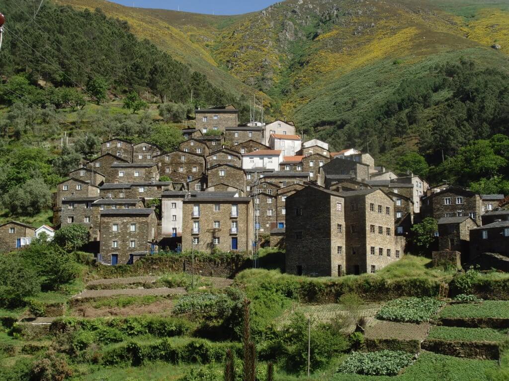 centraal portugal Piódão in de Serra do Açor