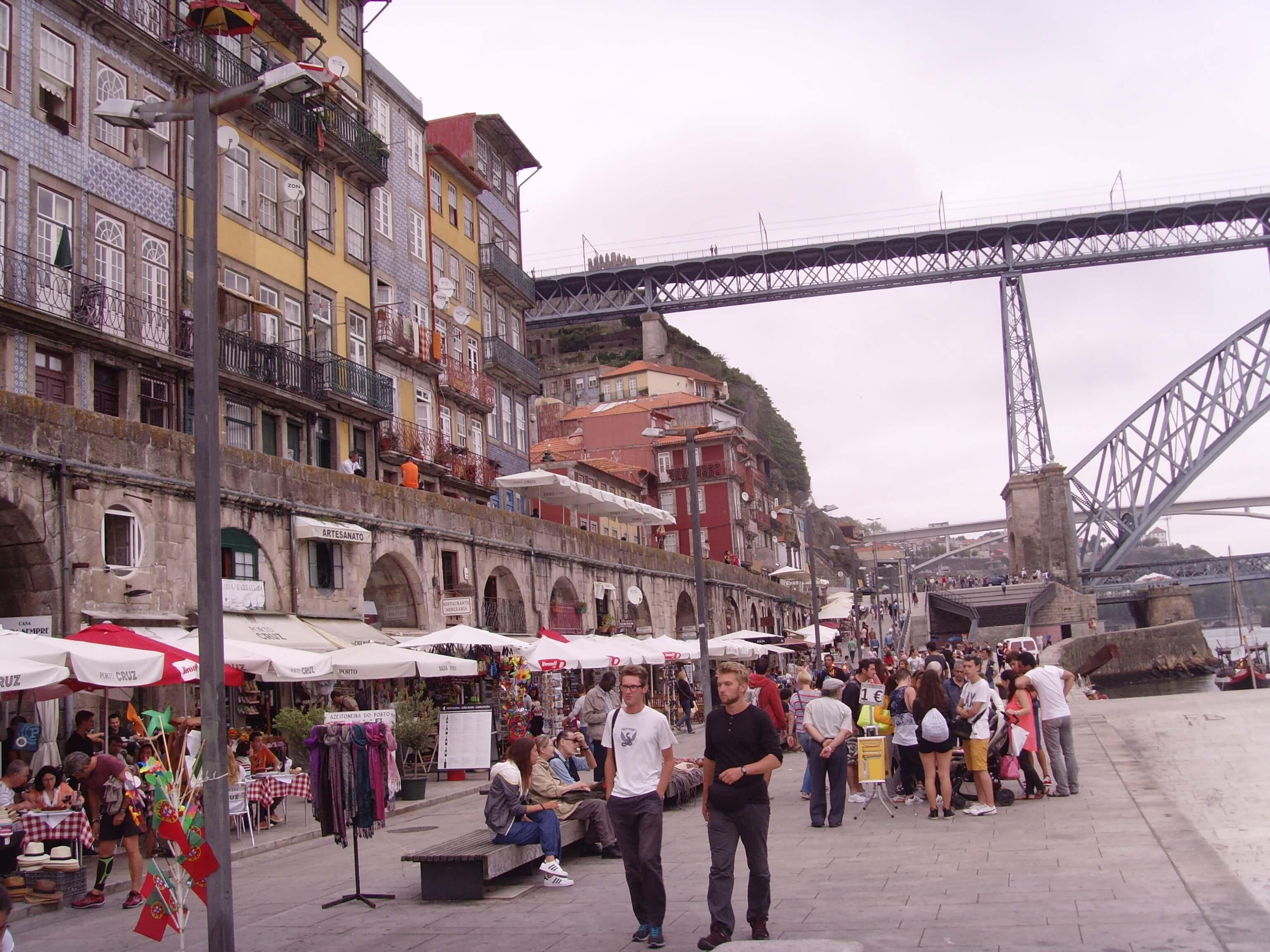 Porto bezoeken vanuit Casa Traca 12