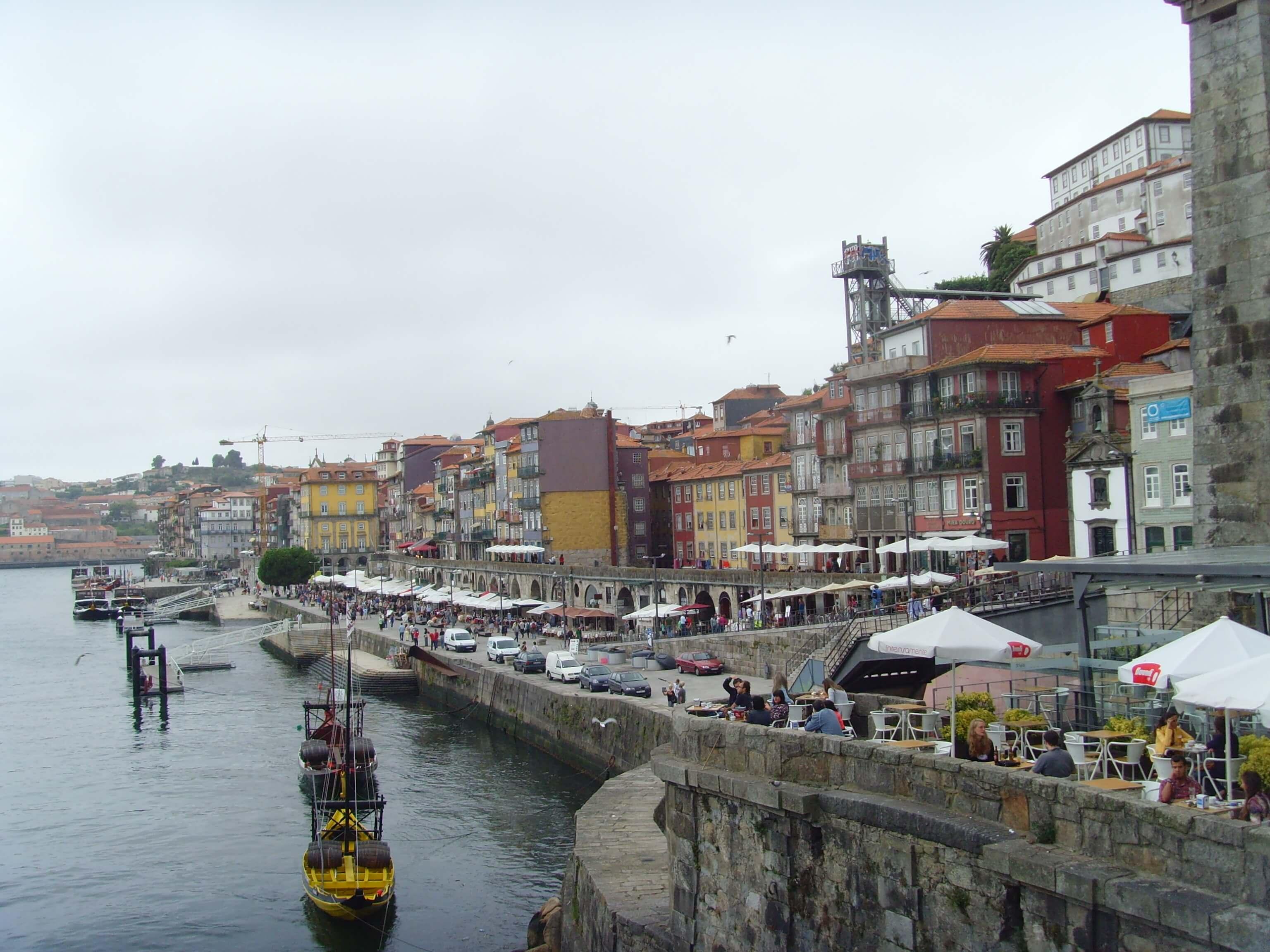 Porto bezoeken vanuit Casa Traca 13