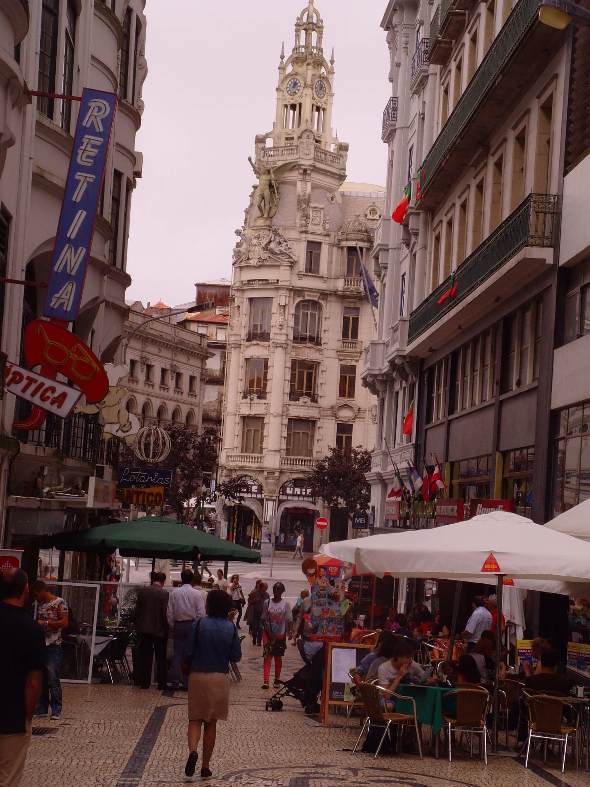 Porto bezoeken vanuit Casa Traca 2