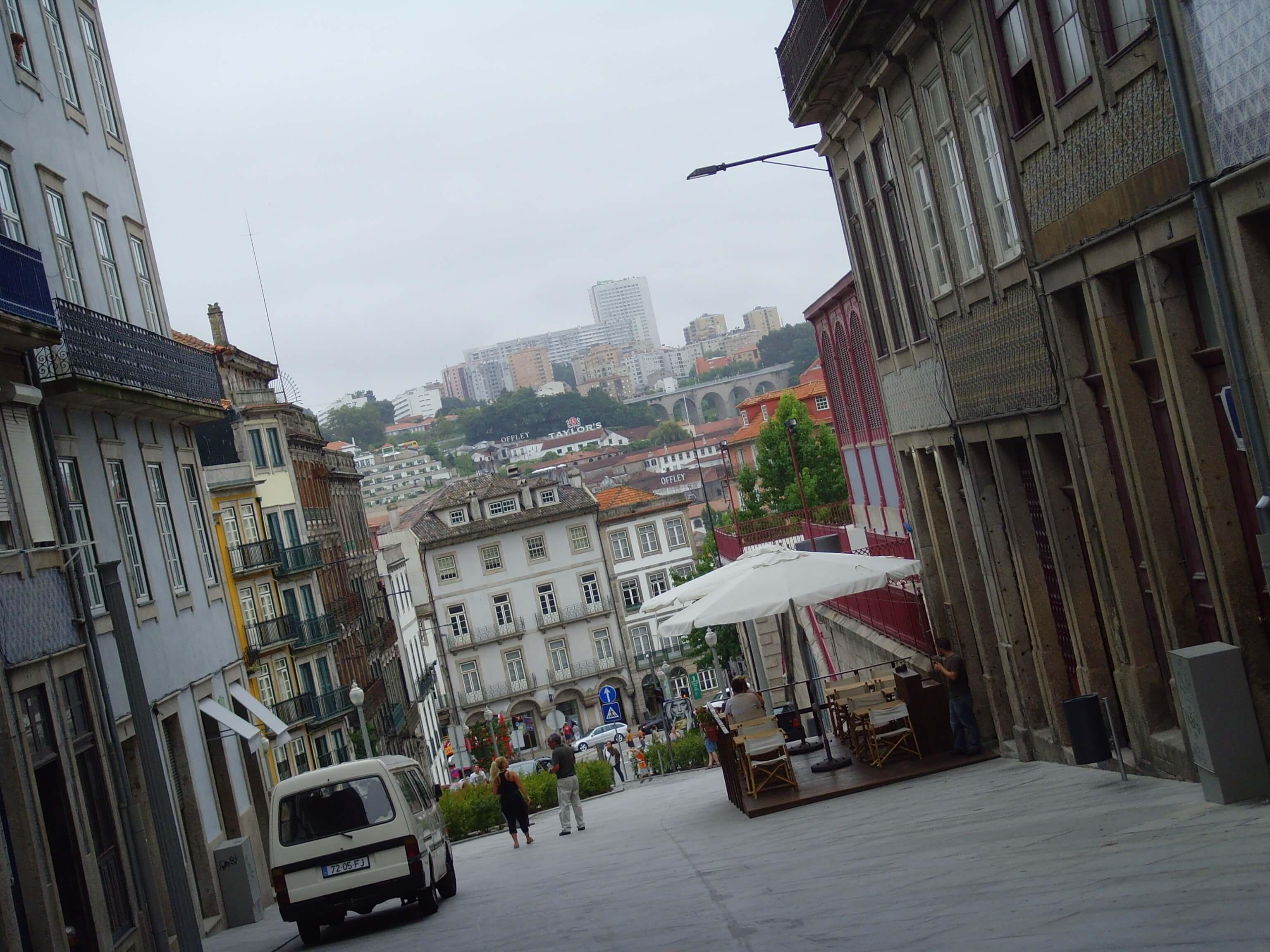 Porto bezoeken vanuit Casa Traca 5