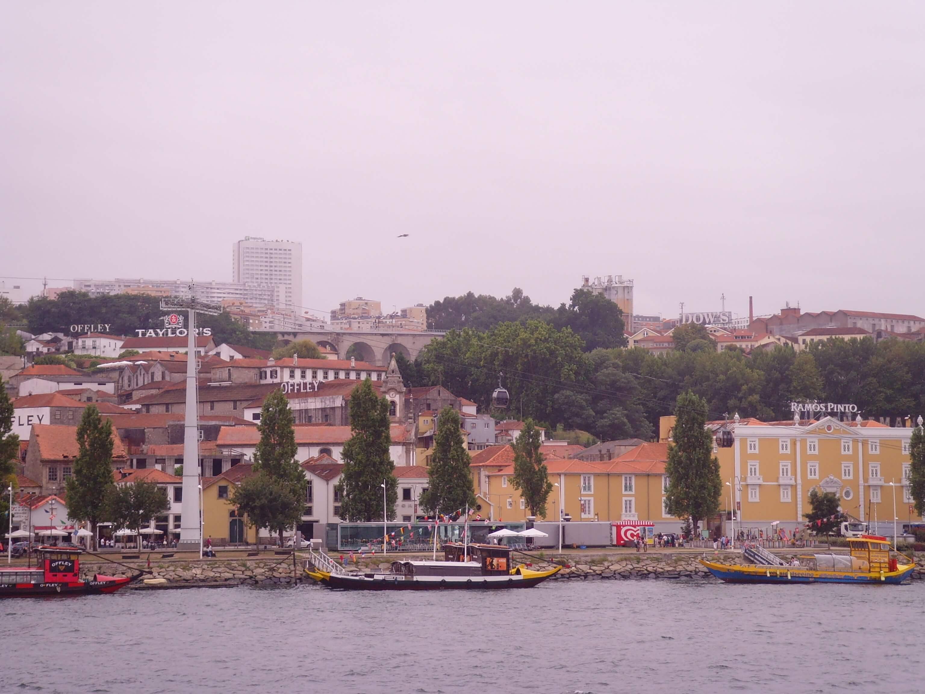 Porto bezoeken vanuit Casa Traca 6