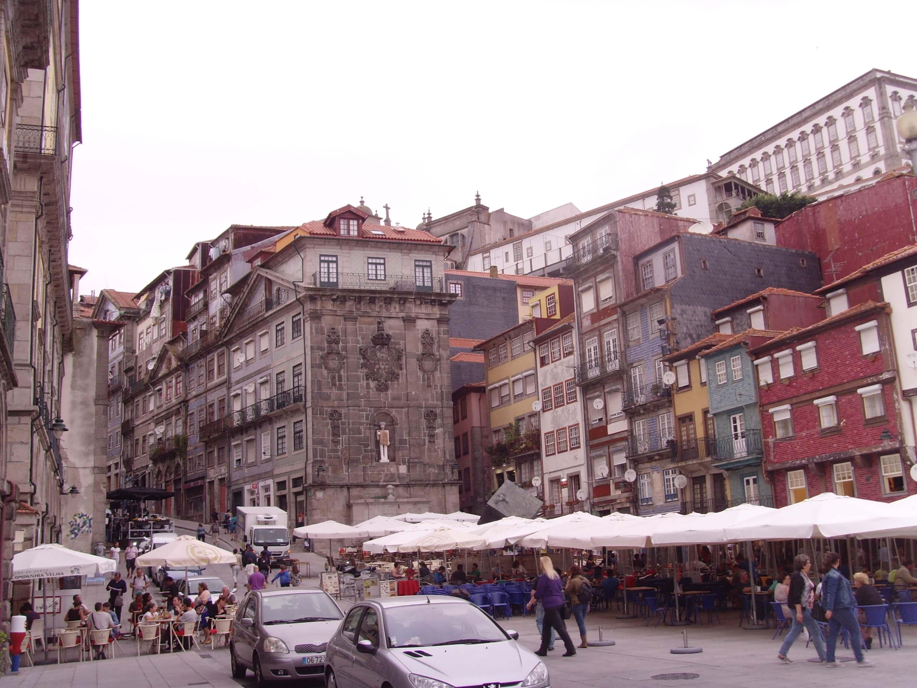 Porto bezoeken vanuit Casa Traca 7