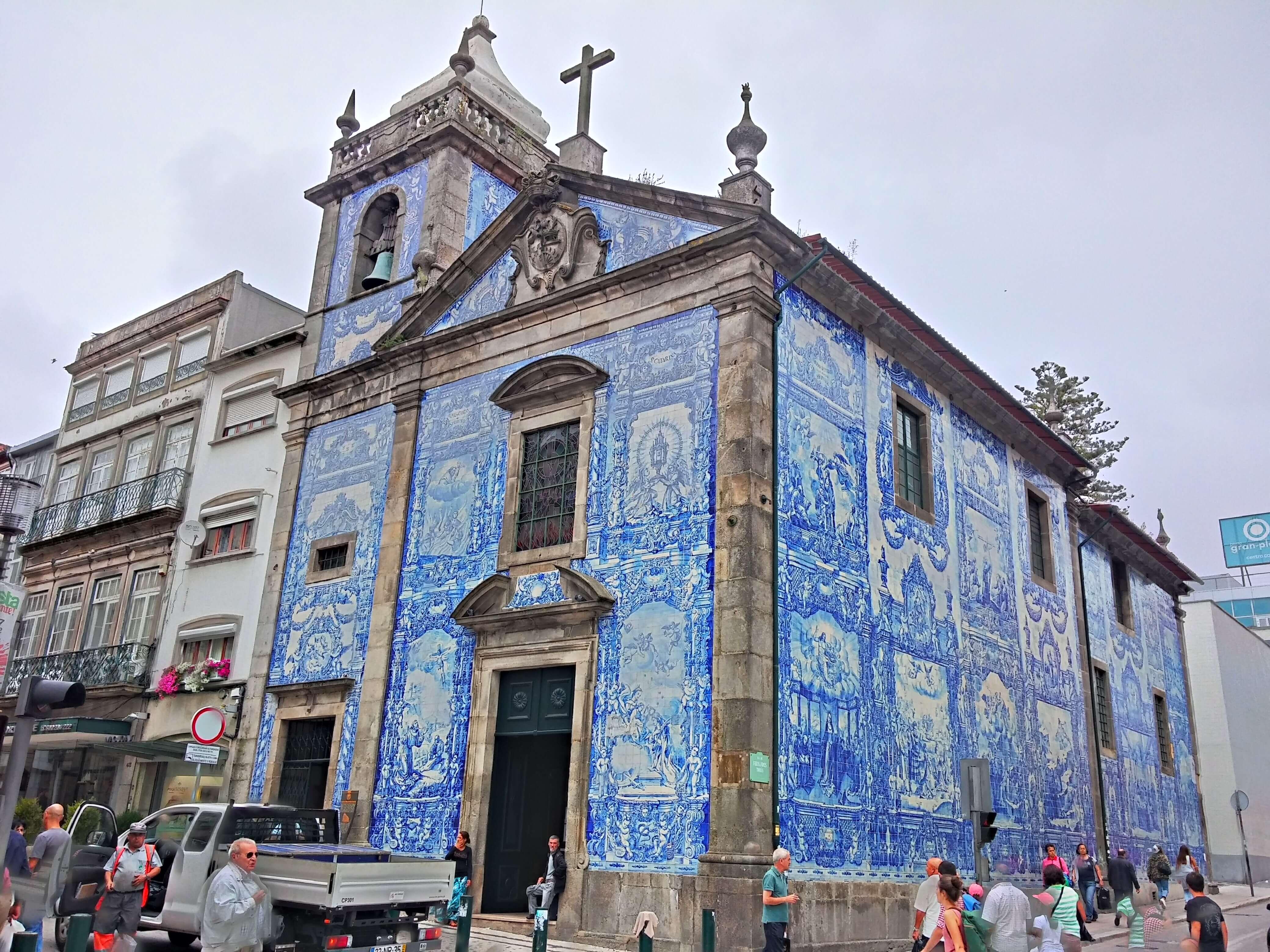 Porto bezoeken vanuit Casa Traca 9
