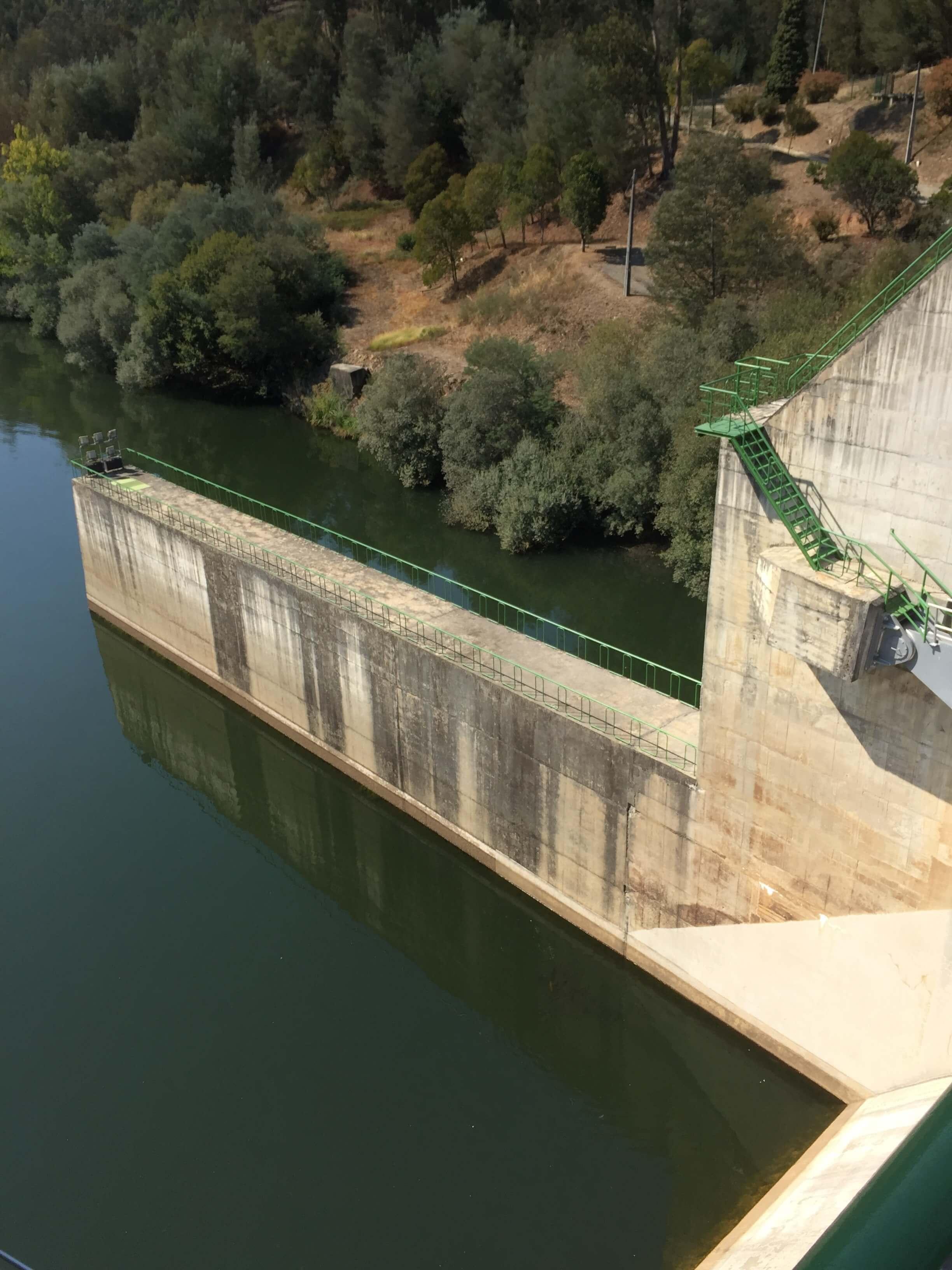 Rio Alva stuwdam (1)