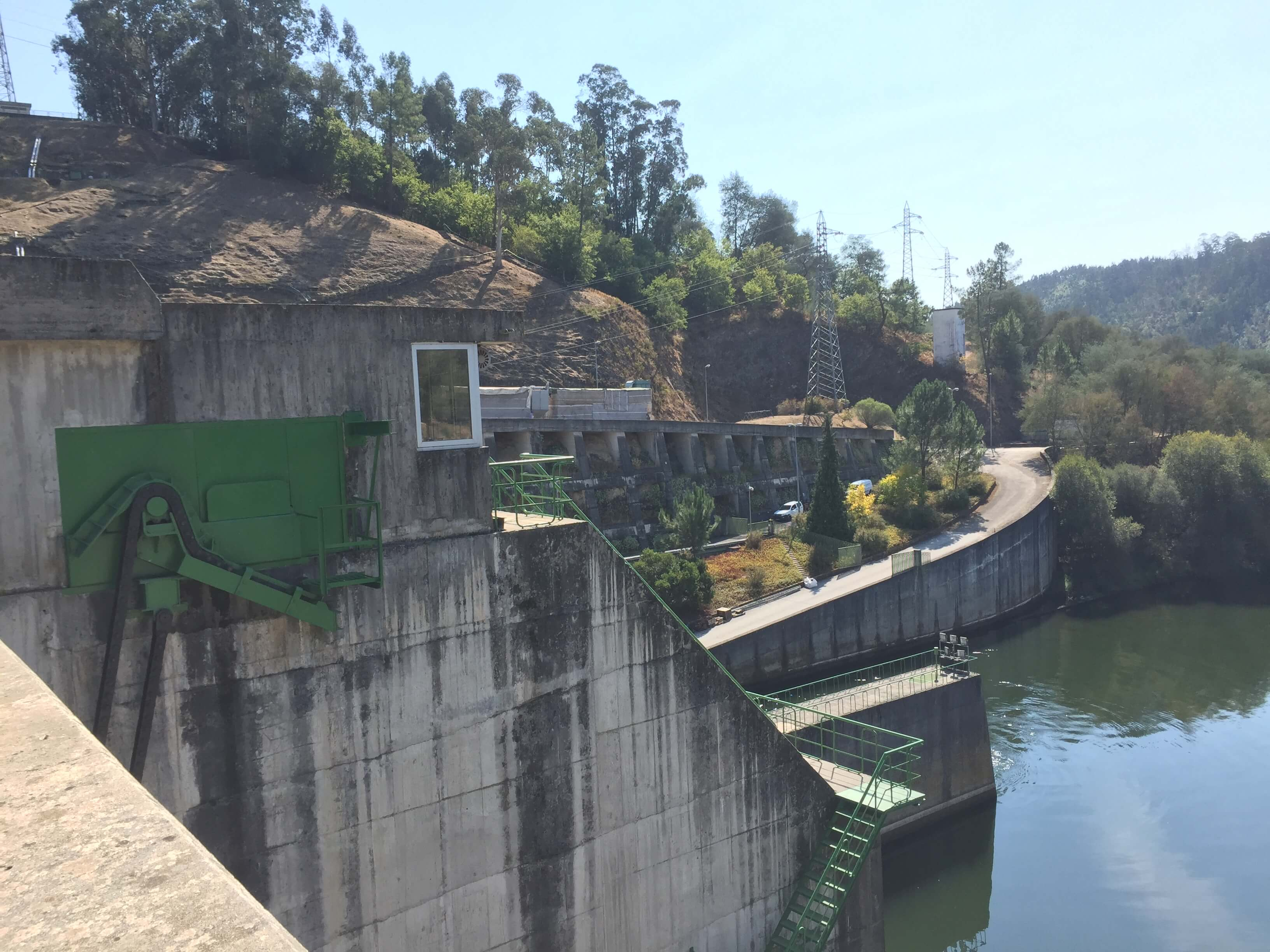 Rio Alva stuwdam (3)