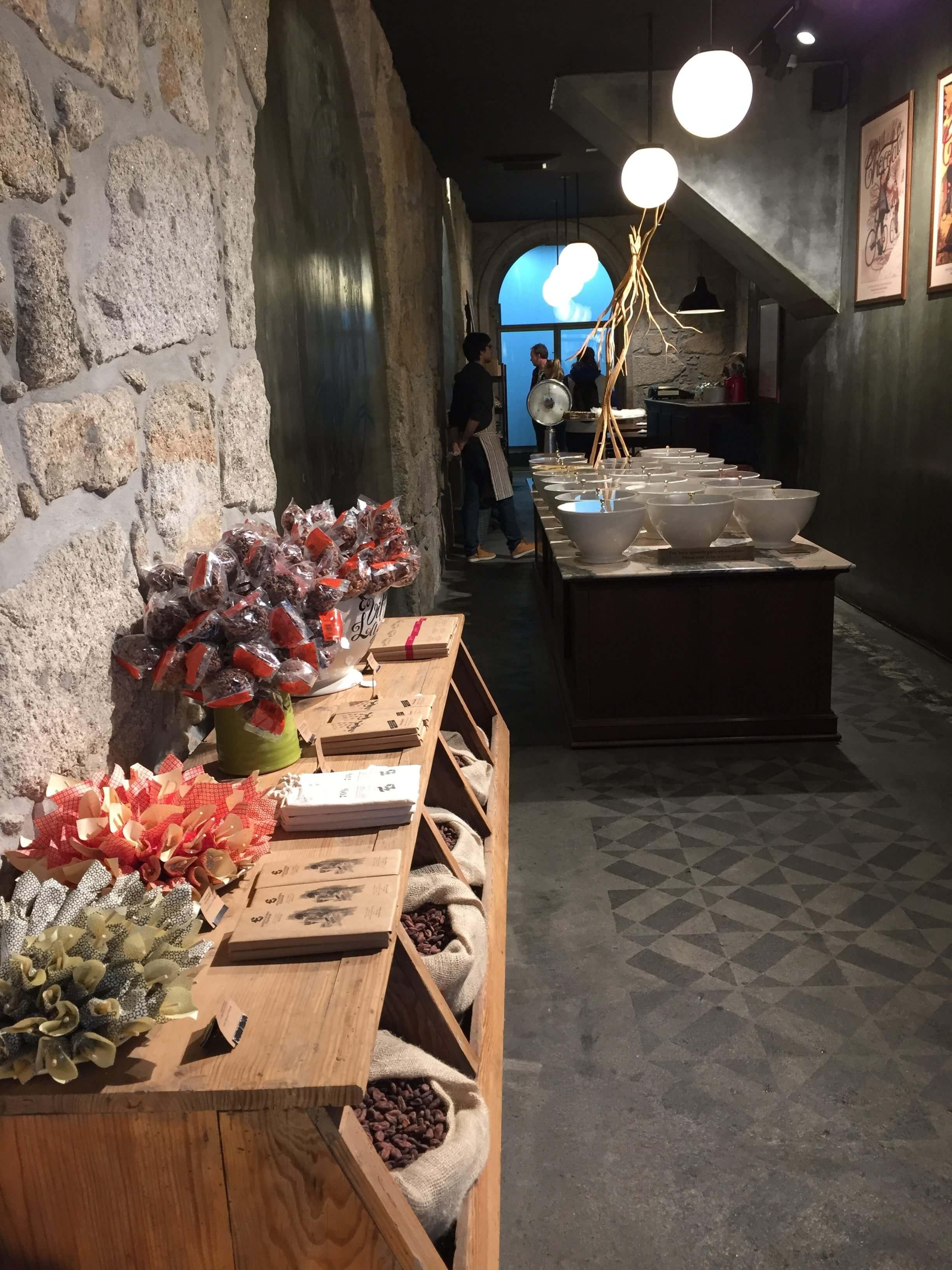 Rondreizen Portugal Porto chocoladebar (3)