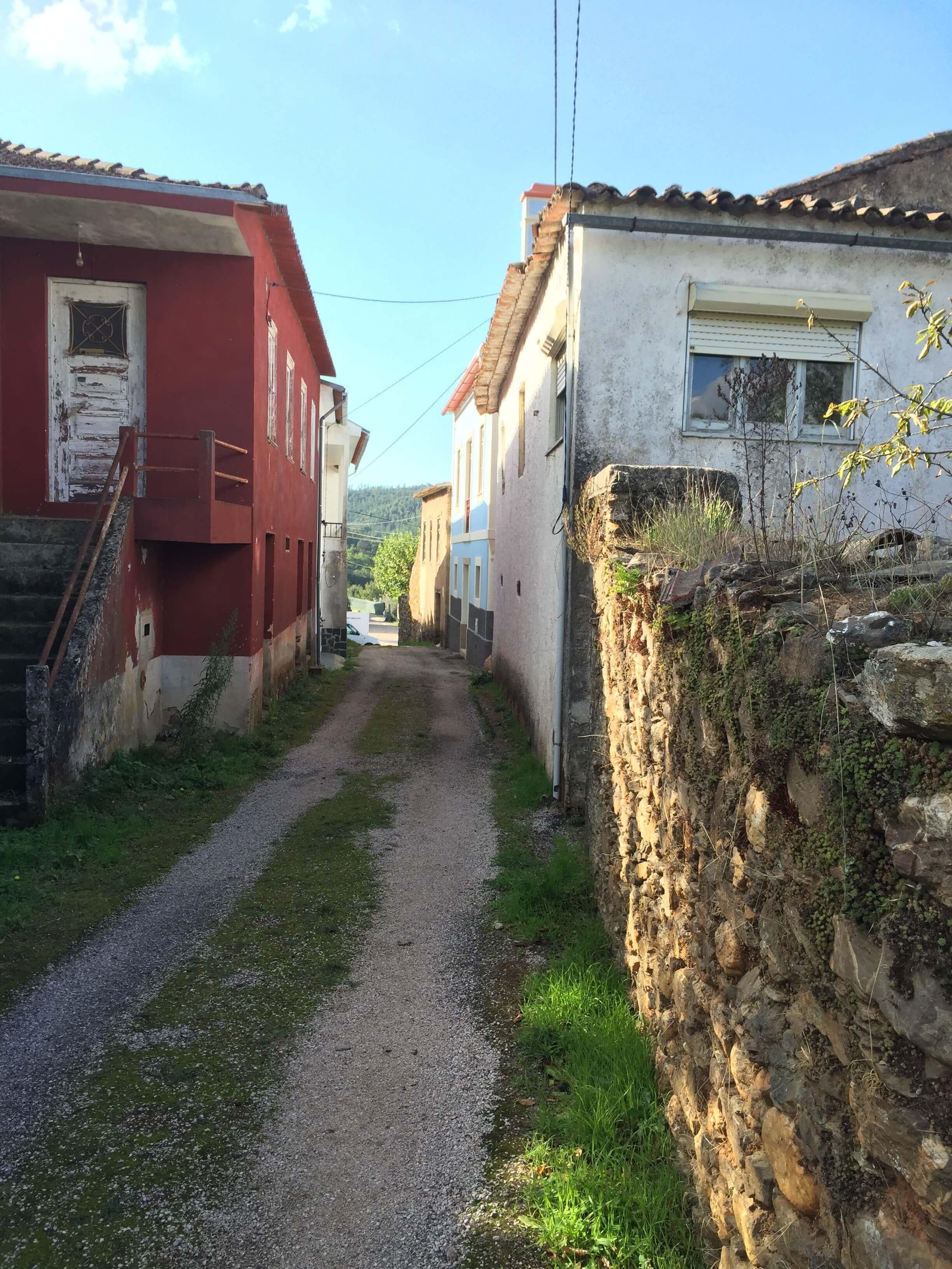 Valbona straatje