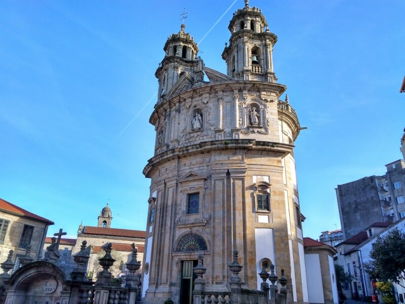 iglesia-peregrina-pontevedra