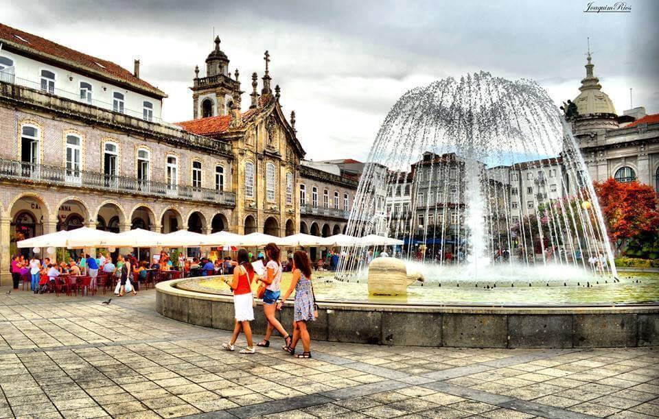 Braga plein