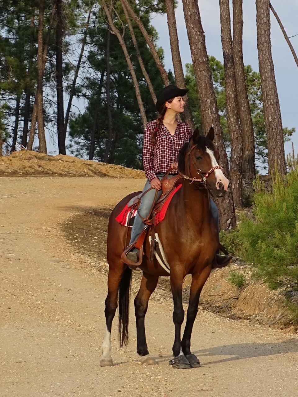 paardrijden portugal adventures