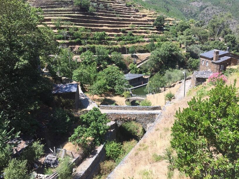 Gouden driehoek Arganil Centraal Portugal 3