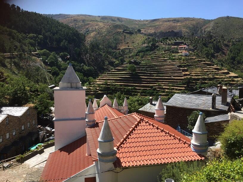 Gouden driehoek Arganil Centraal Portugal 5