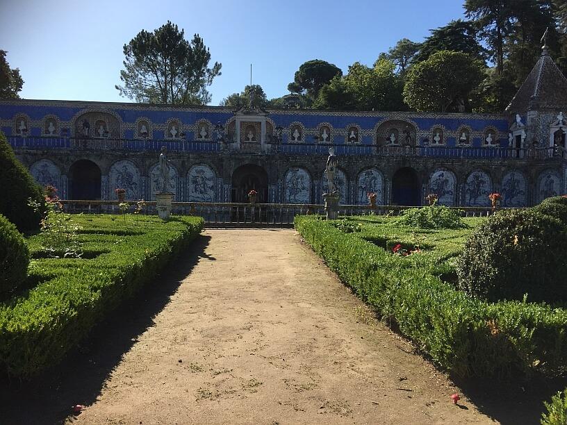 Estremadura Lissabon Palacio dos Marques de Fronteira