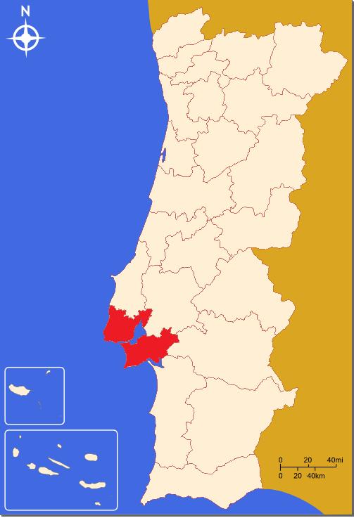 Regio Lissabon