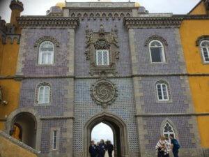 Estremadura Sintra Palacio de Pena