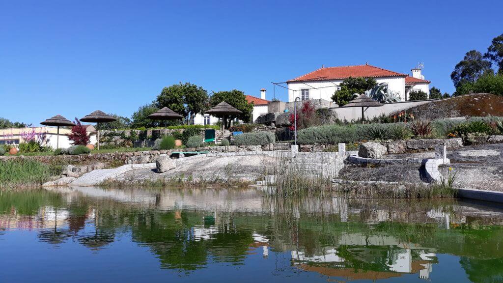 Quinta vale de Porcacho accommodatie Portugal