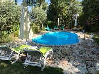 Quinta da Cotovia glamping zwembad