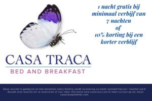 Bed and Breakfast Casa Traca centraal Portugal