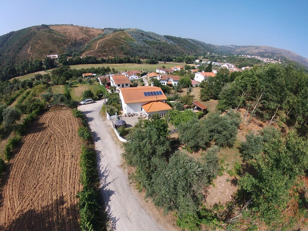 Centraal Portugal bed and breakfast Casa Traca accommodaties Portugal