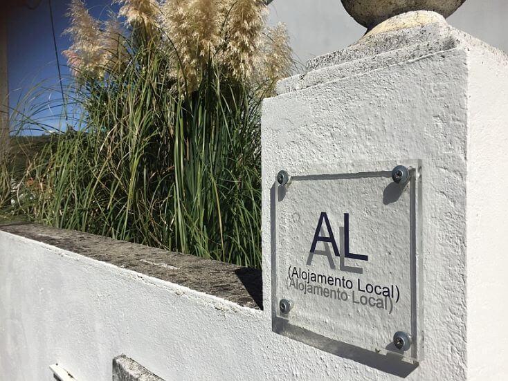 Alojamento Local licentie